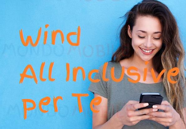 Wind All Inclusive Per Te