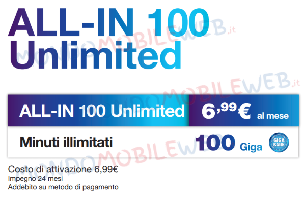 All-In 100 Unlimited