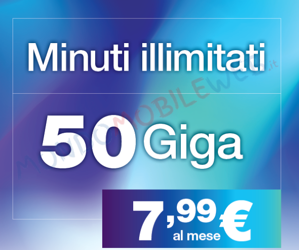 Photo of Torna in 3: 50 Giga e minuti illimitati a 7,99 euro al mese con l'offerta Play 50 Plus