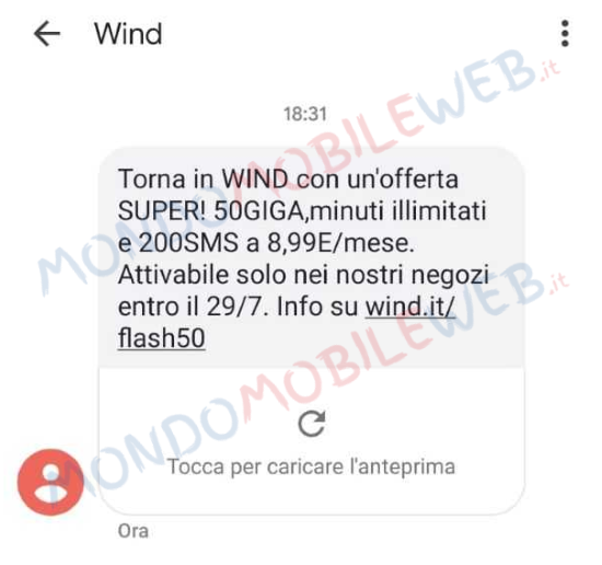 Torna in Wind