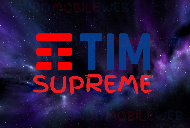 Photo of TIM Supreme 50GB: minuti illimitati e 50 Giga a 5,99 euro al mese