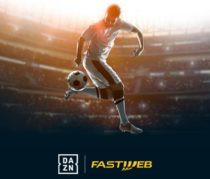 Photo of Fastweb Casa: opzione DAZN a prezzo scontato e primi 3 mesi gratis di calcio e sport