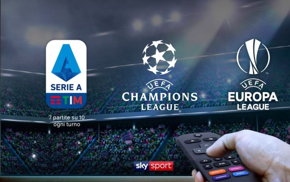 Serie A Now TV