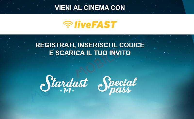 Livefast Stardust Fastweb