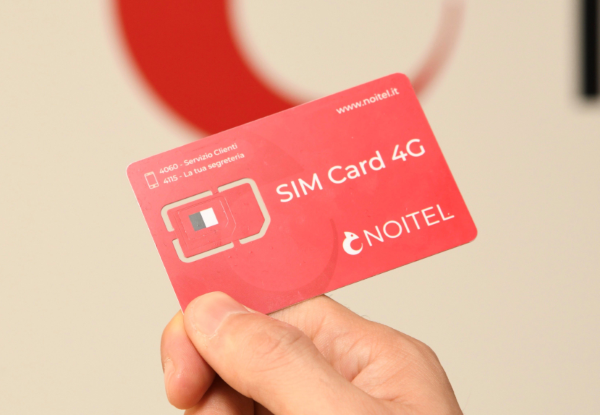Photo of Noitel Jump: 500 minuti, 10 SMS e 50 Giga su rete Vodafone 4G a 9,99 euro al mese