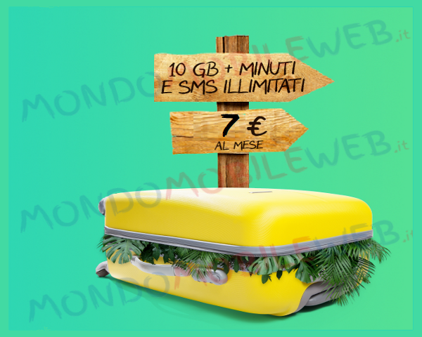 Photo of PosteMobile rilancia Creami Extra WOW 10 Giga con minuti e SMS illimitati a 7 euro al mese