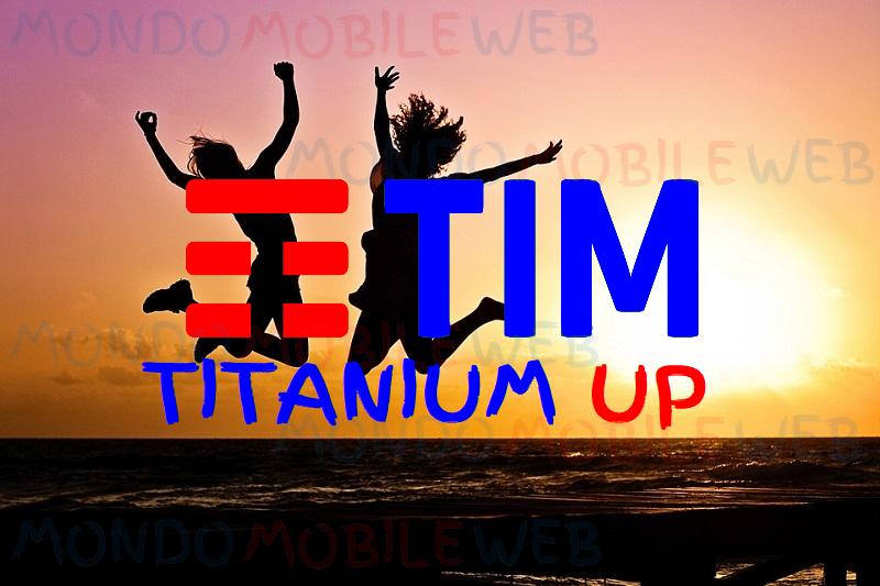 Tim Titanium UP