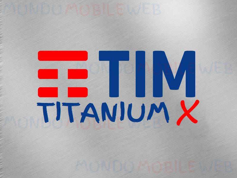 Tim Titanium X