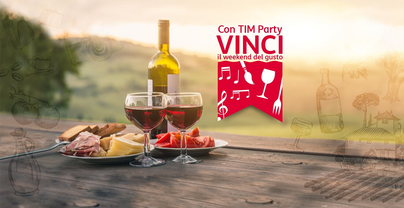 Photo of Con TIM Party vinci il weekend del gusto: in palio tour enogastronomici in 4 comuni italiani