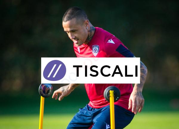 Photo of Tiscali è il nuovo Training Sponsor principale del Cagliari Calcio