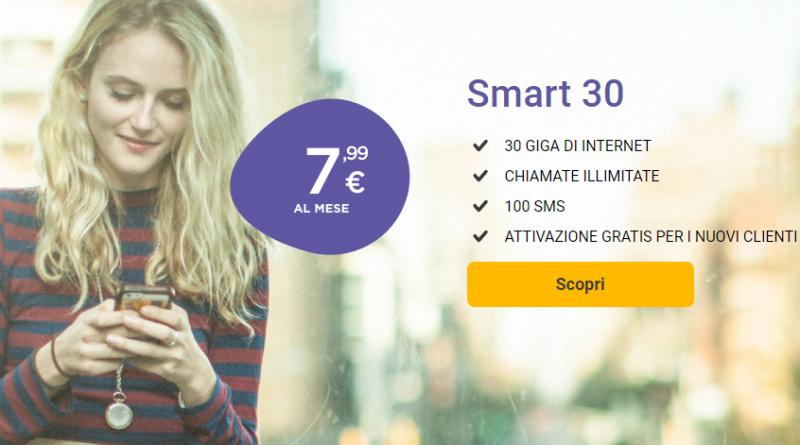 Tiscali Mobile Smart 30