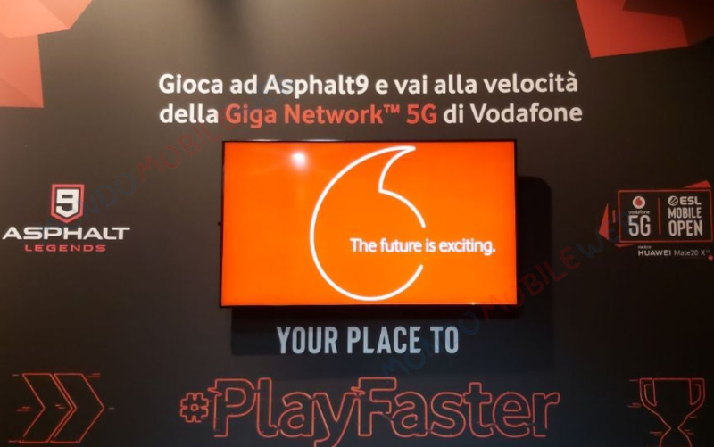Photo of Vodafone presenta l'offerta Vodafone Power Gaming e la piattaforma di cloud gaming Game Now