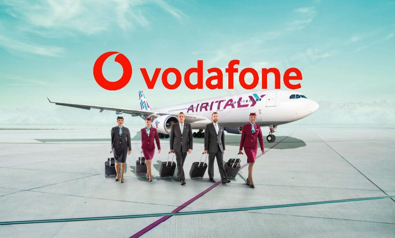 Photo of Vodafone Happy Black: nuovi sconti su voli Air Italy e sulle colazioni da Autogrill