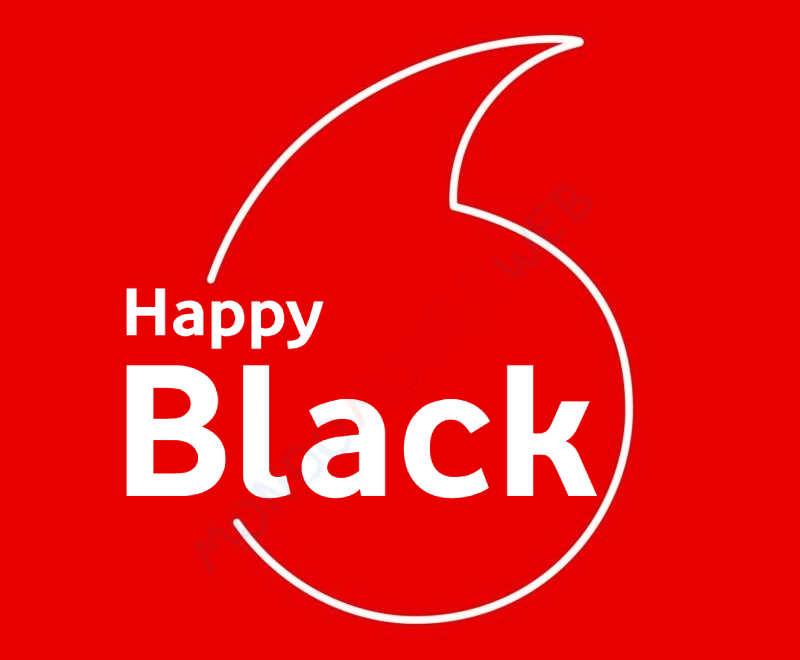Photo of Vodafone regala tre mesi di Happy Black ad alcuni già clienti