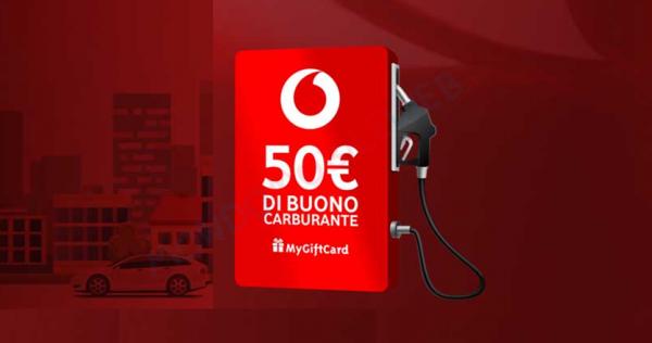Photo of Vodafone Internet Unlimited: ritorna questo weekend il buono carburante da 50 euro