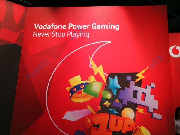 Vodafone Shake it Fun Power Gaming