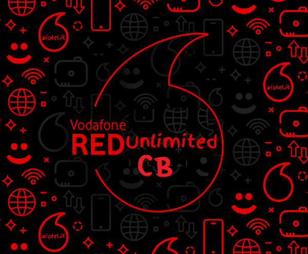 Photo of Vodafone Red Unlimited CB con Giga, minuti e SMS illimitati proposte a prezzi minori