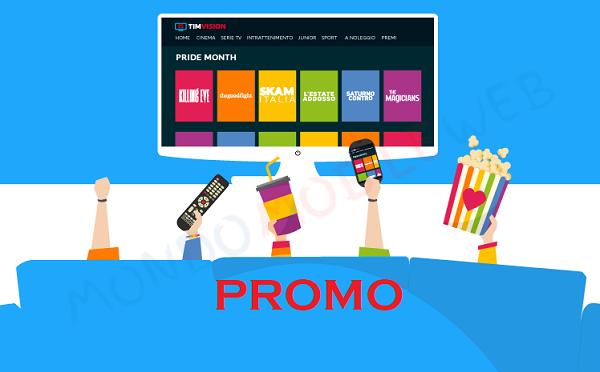 Photo of TIMVISION Mobile: 1 mese gratis senza vincoli e altre promo Tim per Settembre 2019