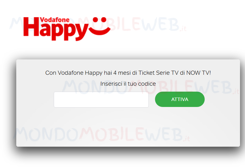 Vodafone Now TV