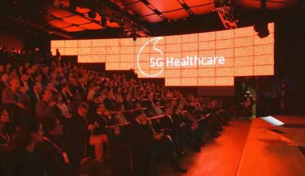 Photo of 5G Healthcare di Vodafone: nuovi scenari d'uso per il settore della sanità
