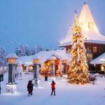 Lapponia viaggio Casa di Babbo Natale
