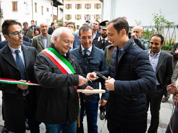 Photo of Open Fiber avvia ad Ampezzo la vendita della Fibra FTTH nelle aree bianche del Friuli Venezia Giulia