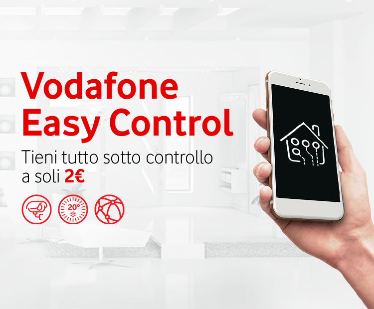 Vodafone Easy Control Life Connect