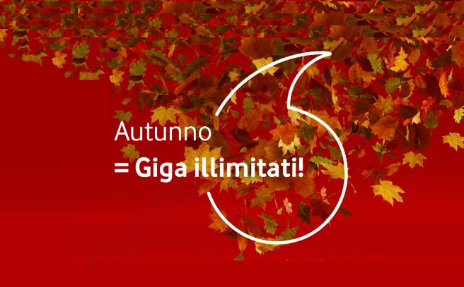 Photo of Vodafone: anche per l'autunno 2019 Giga, SMS e minuti illimitati con Red Unlimited CB