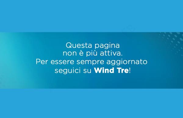 copertina LinkedIn Wind Tre