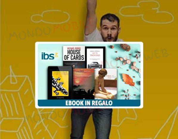 Photo of Wind regala un eBook IBS con il premio WinDay del lunedì. Ecco le iniziative fino al 27 Ottobre 2019
