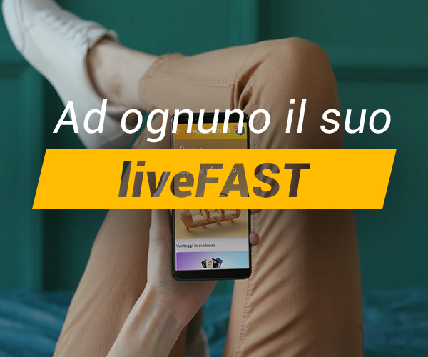 Photo of Fastweb: un film al mese su Chili e concorso per vincere una Gift Card Carrefour con LiveFast