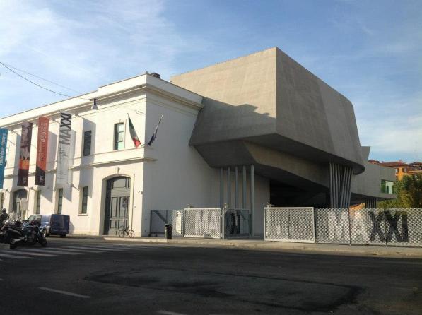 Photo of Museo Maxxi di Roma diventa 5G Ready con le antenne di Inwit