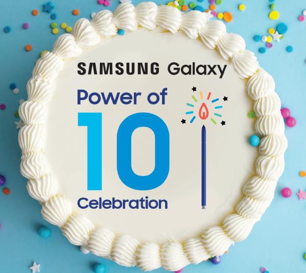 Photo of 10 anni di Samsung Galaxy: la festa con sconti fino al 50% parte domani sera