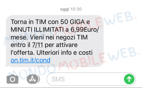 Torna in TIM