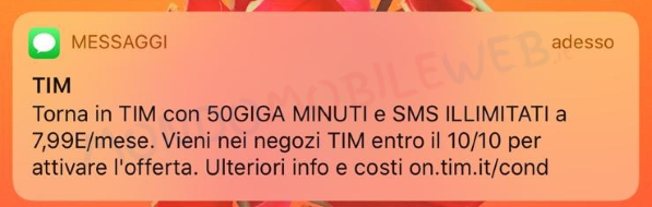Torna in TIM Giga