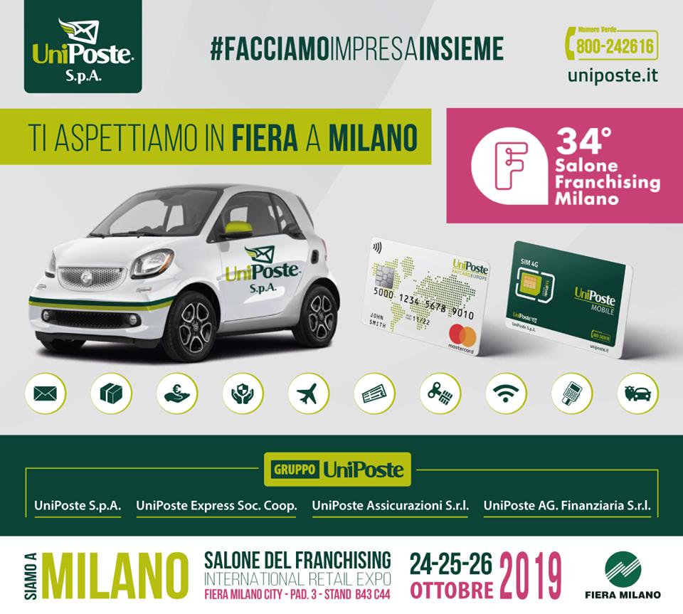 UniPoste Mobile Milano