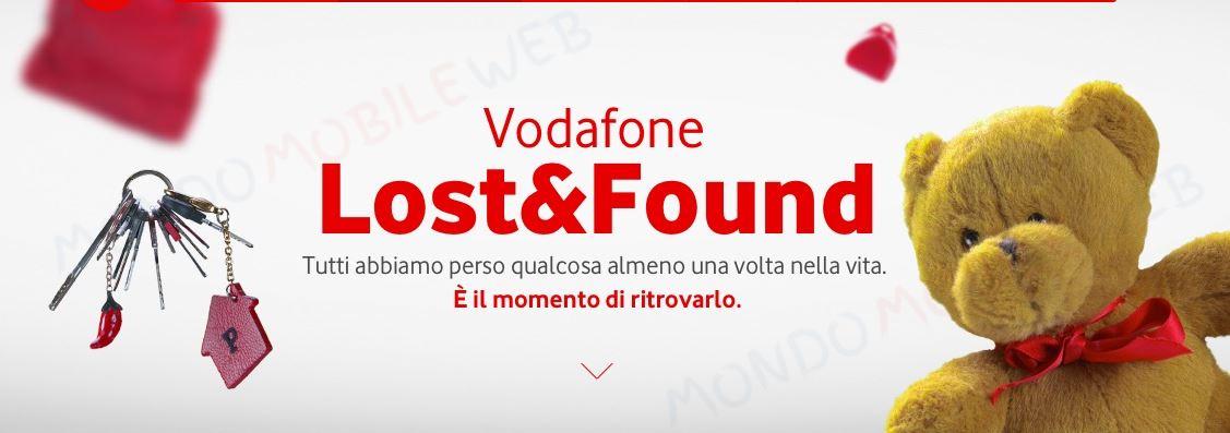 Vodafone Lost&Found