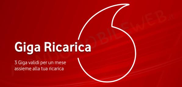 Giga Ricarica 10 euro