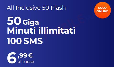 Wind All Inclusive 50 Flash