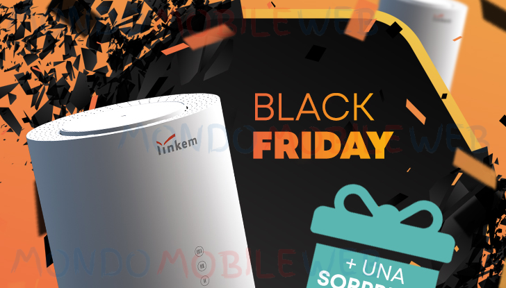 Photo of Linkem Senza Limiti Mega Promo: internet illimitato a 19,90 euro al mese per il Black Friday