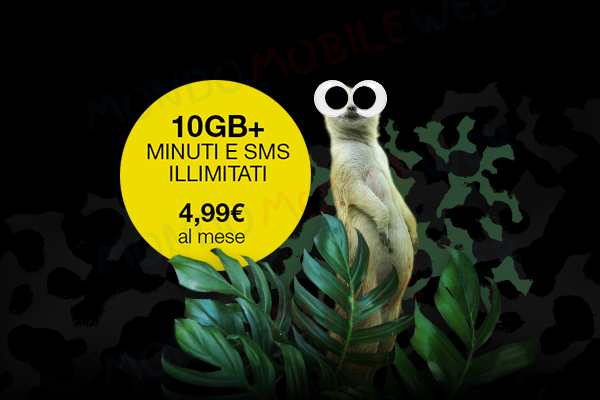 Photo of PosteMobile per Black Friday: ritorna l'offerta con minuti, SMS e 10 Giga a 4,99 euro al mese
