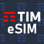 TIM eSIM Card
