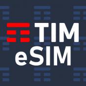 TIM eSIM Card