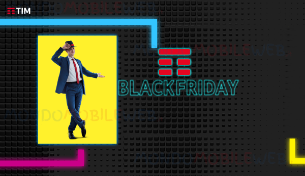 Photo of TIM Black Friday: in palio Buono Amazon da 100 euro, sconti smartphone e altre promo