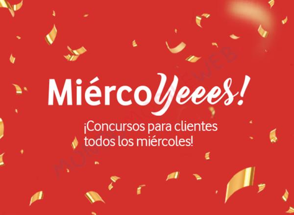 Vodafone MiercoYes