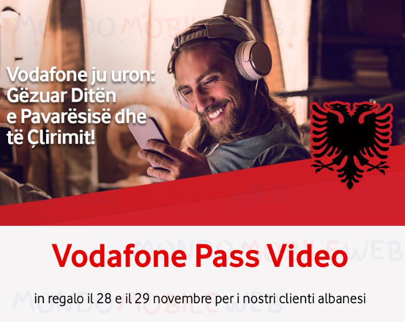 Vodafone Albania Indipendenza