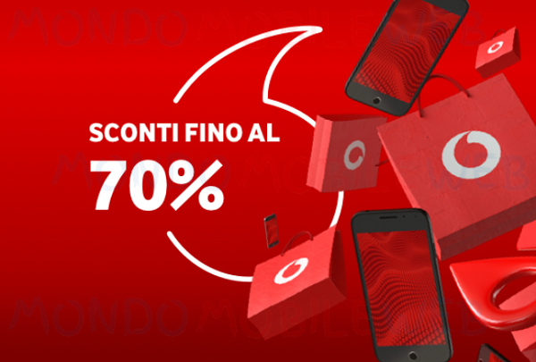 Photo of Vodafone Red Friday: ecco le promo a prezzi scontati e anticipo zero per il Black Friday