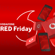 Vodafone Special Unlimited Red Friday