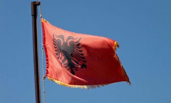 Vodafone bandiera ALbania