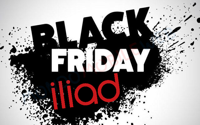 iliad Black Friday